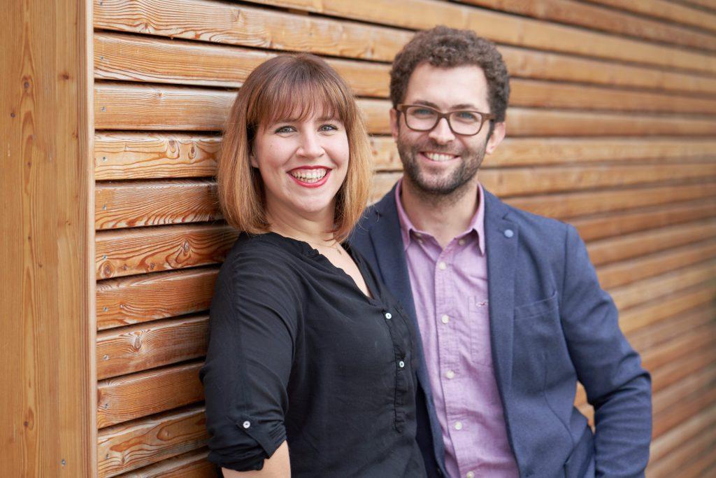 Franz und Barbara Zederbauer haben auf Biobetrieb umgestellt.