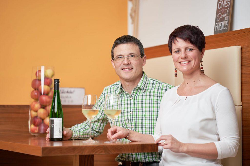 Naturnaher Anbau ist für Elisabeth und Martin Rennhofer wichtig.